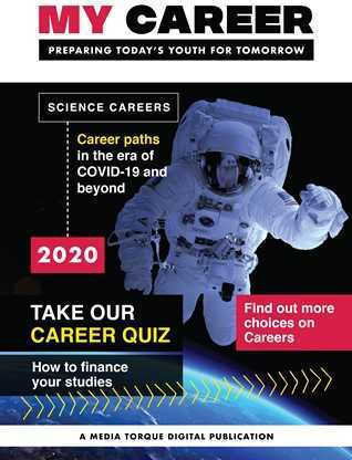 My Career Cover June 2020 image
