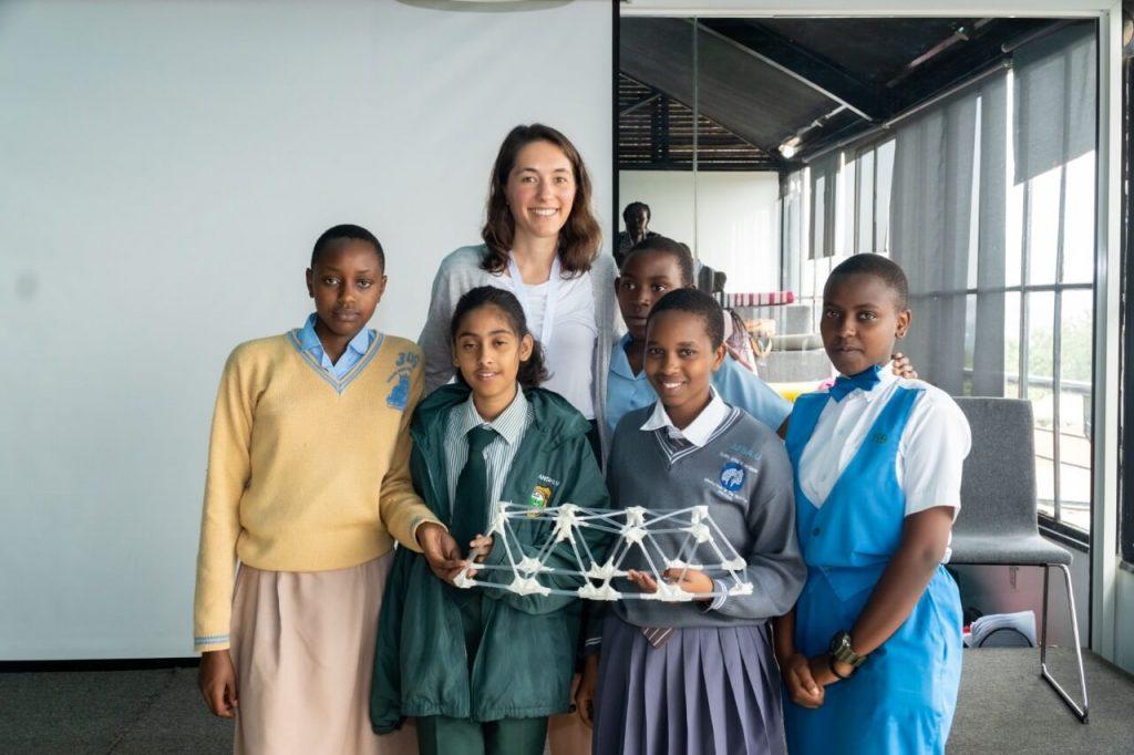 Women In STEM Rwanda 1