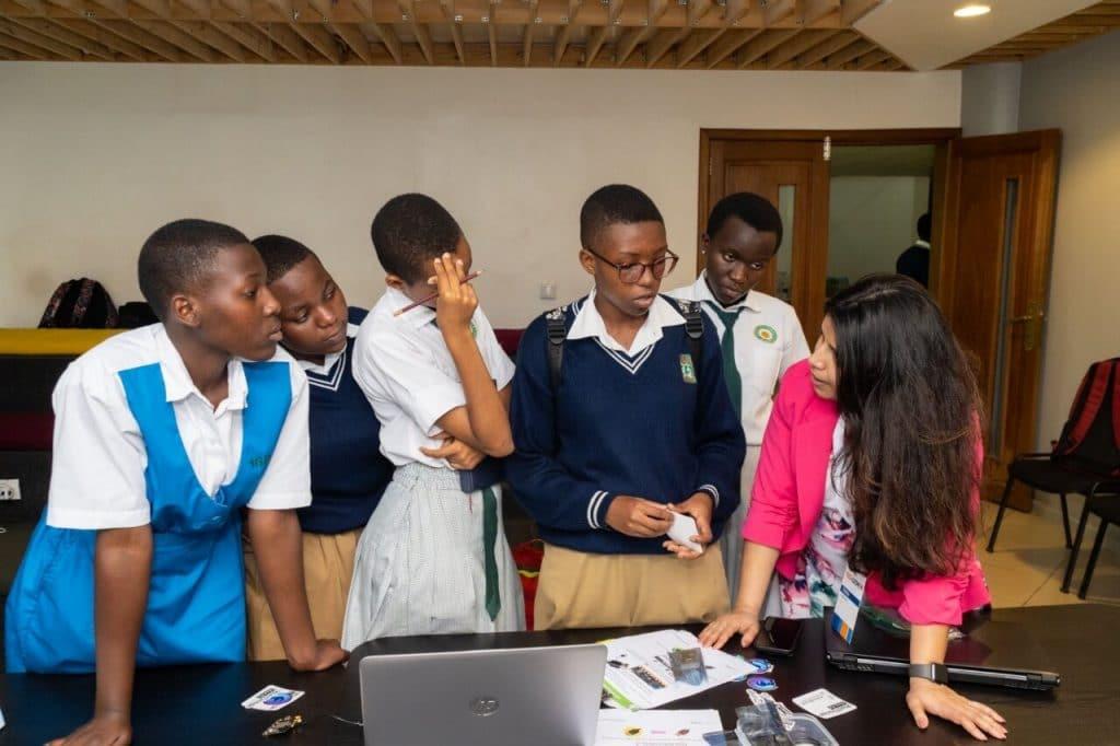 Women In STEM Rwanda