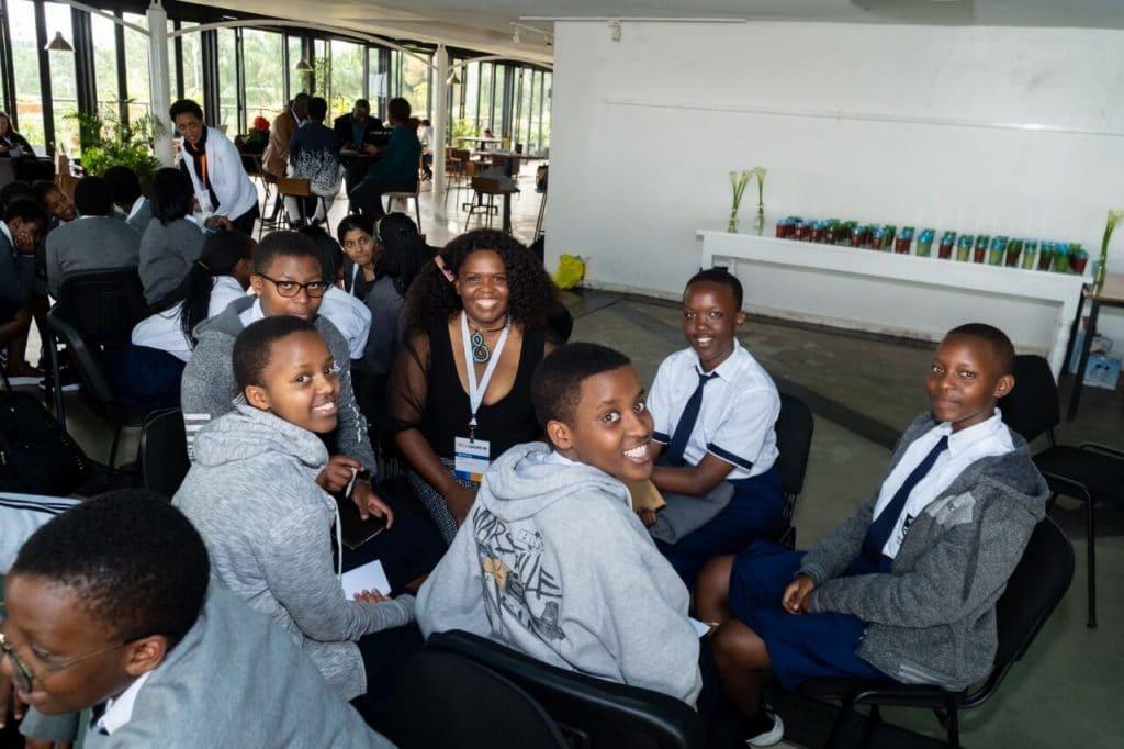 Women In STEM Rwanda 2