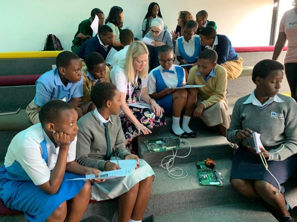 Women In STEM Rwanda 3